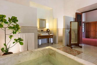 Patron´s Suite - Bathroom