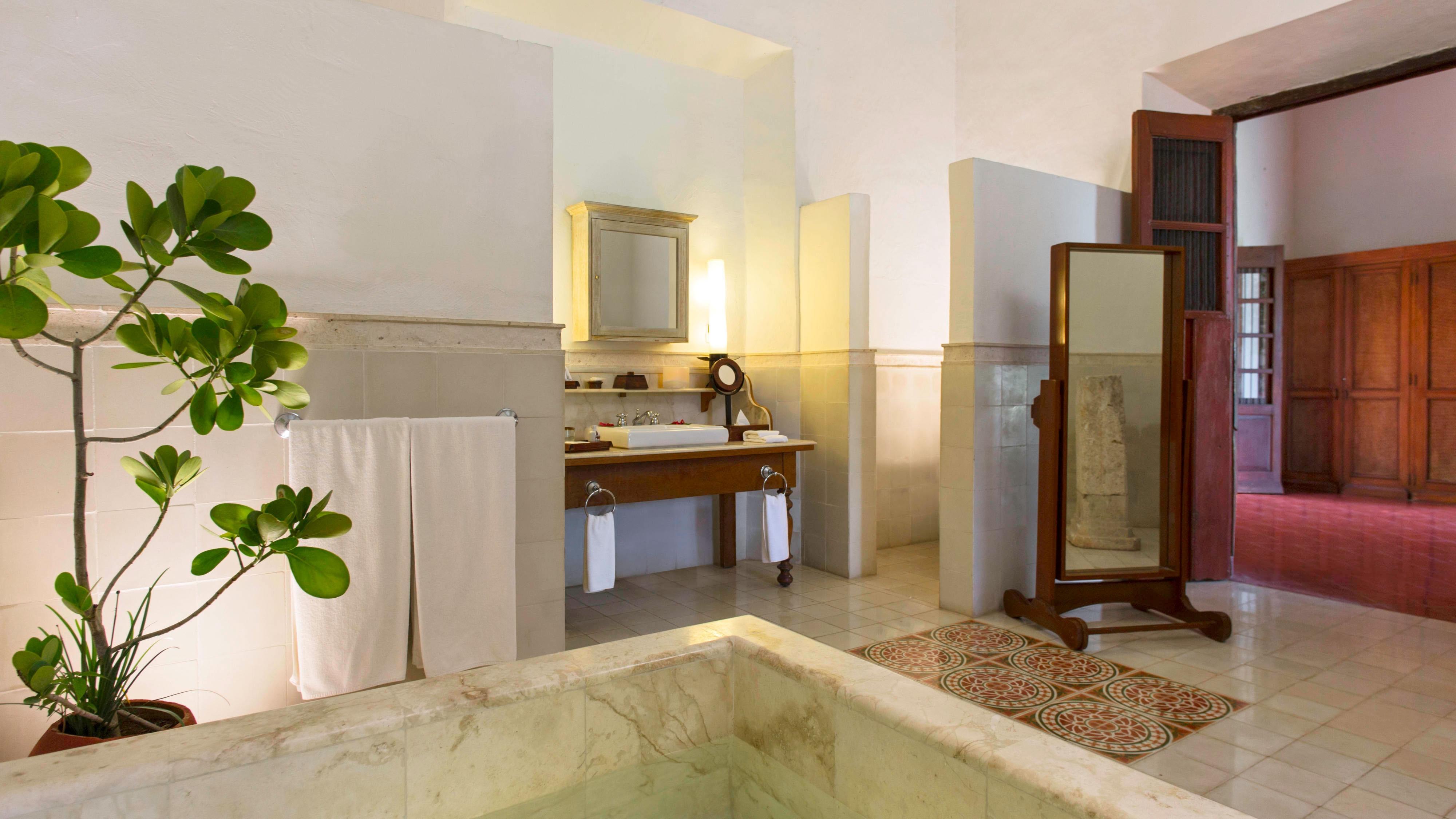 Suite Patron - Baño