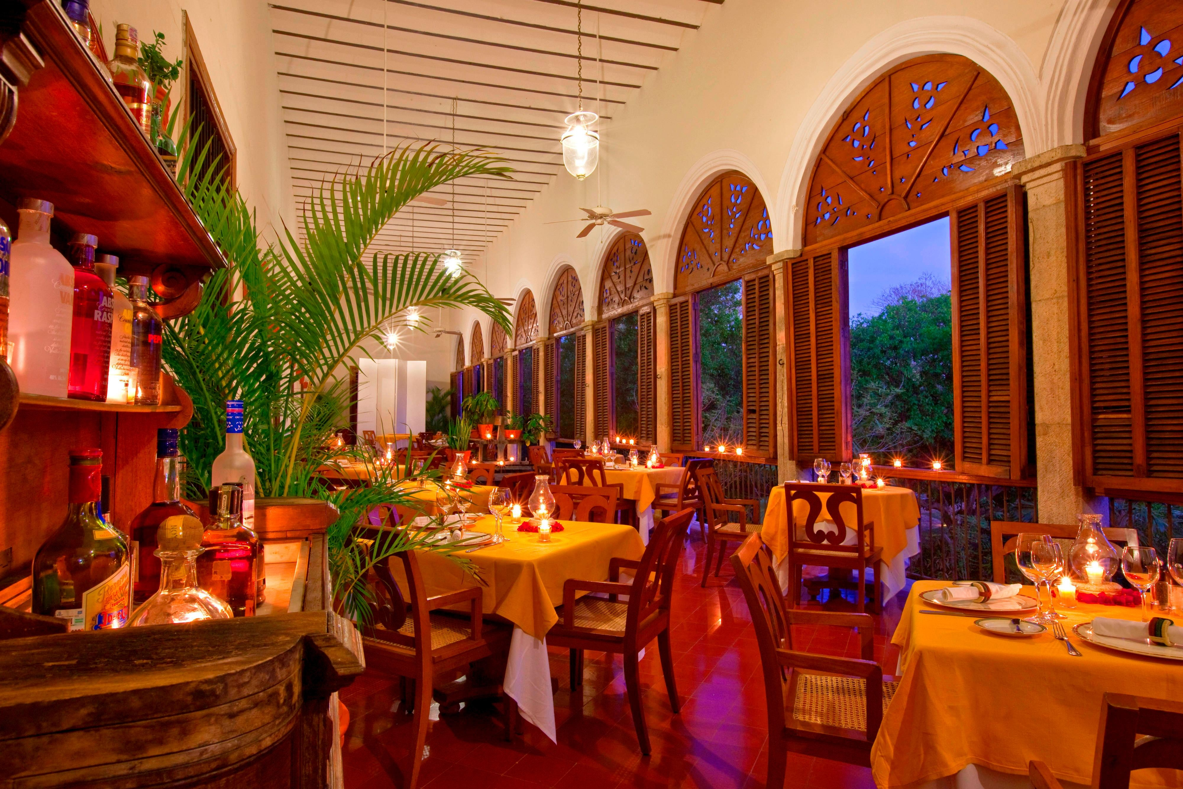Restaurante Temozon