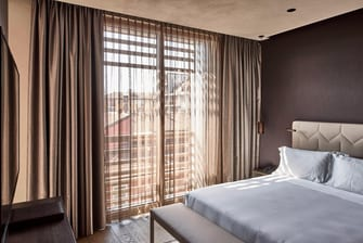 Executive Junior Suite - Bedroom