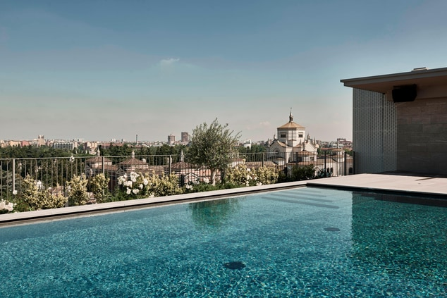 View Rooftop Pool