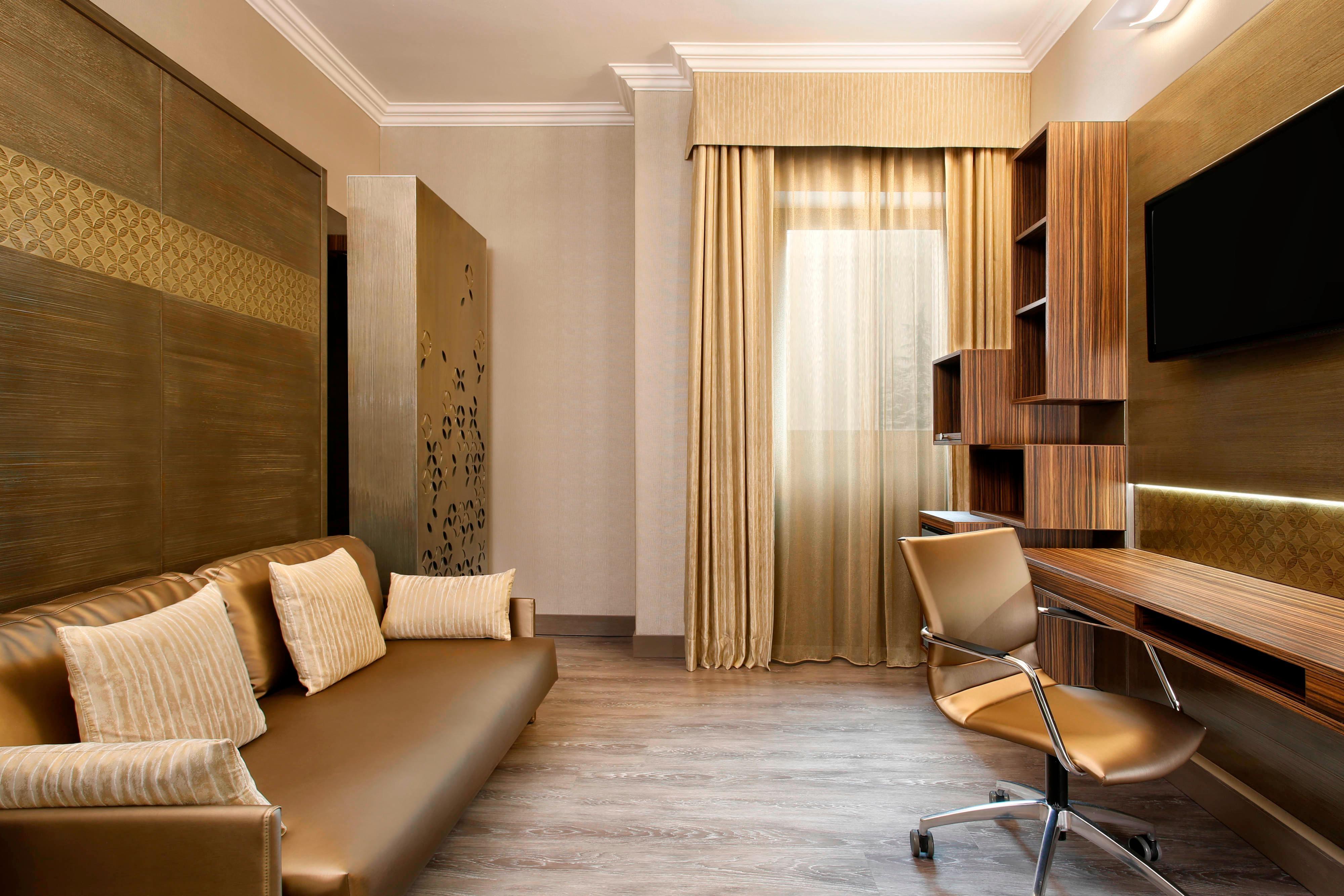 Suite relax Area