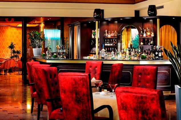 Milan Marriott  Hotel Bar