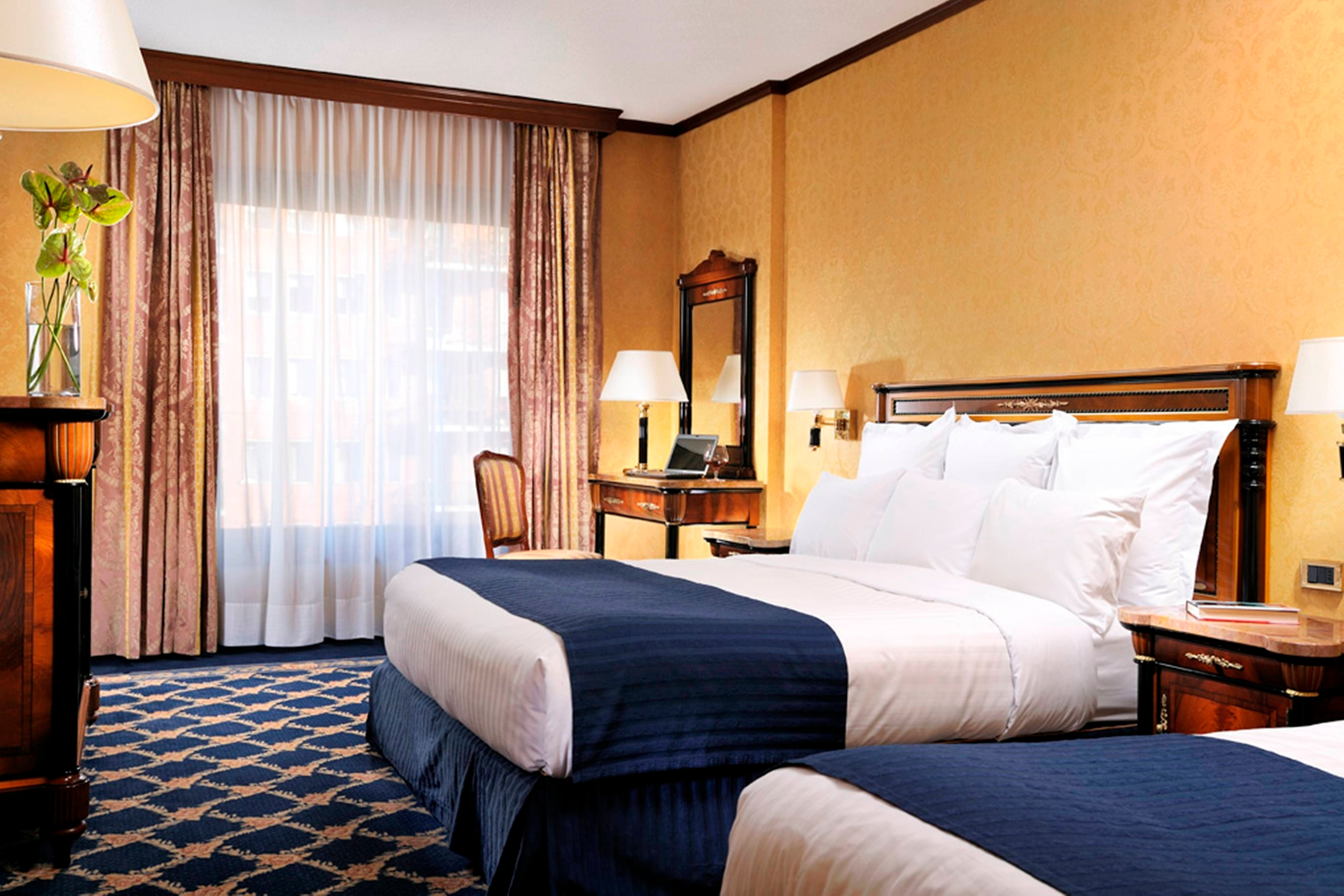 Milan Marriott Hotel Rooms