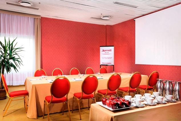 Meeting Room in Milan