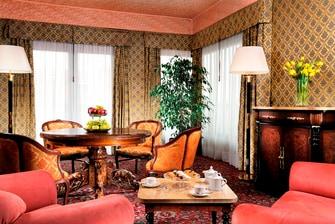 Suite de hotel en Milán