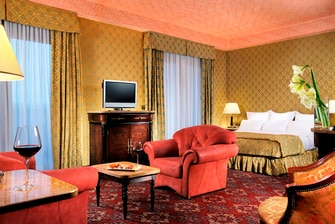 Suite del Milan Marriott Hotel