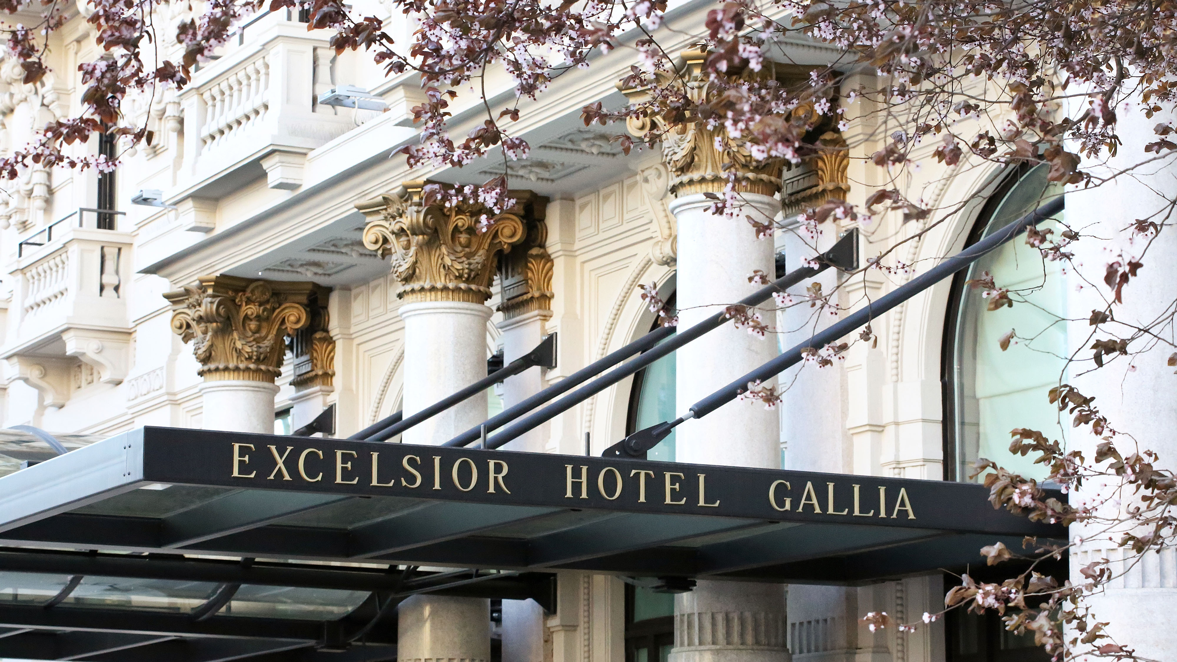 Luxury Hotels Resorts In Milan Excelsior Hotel Gallia A Luxury