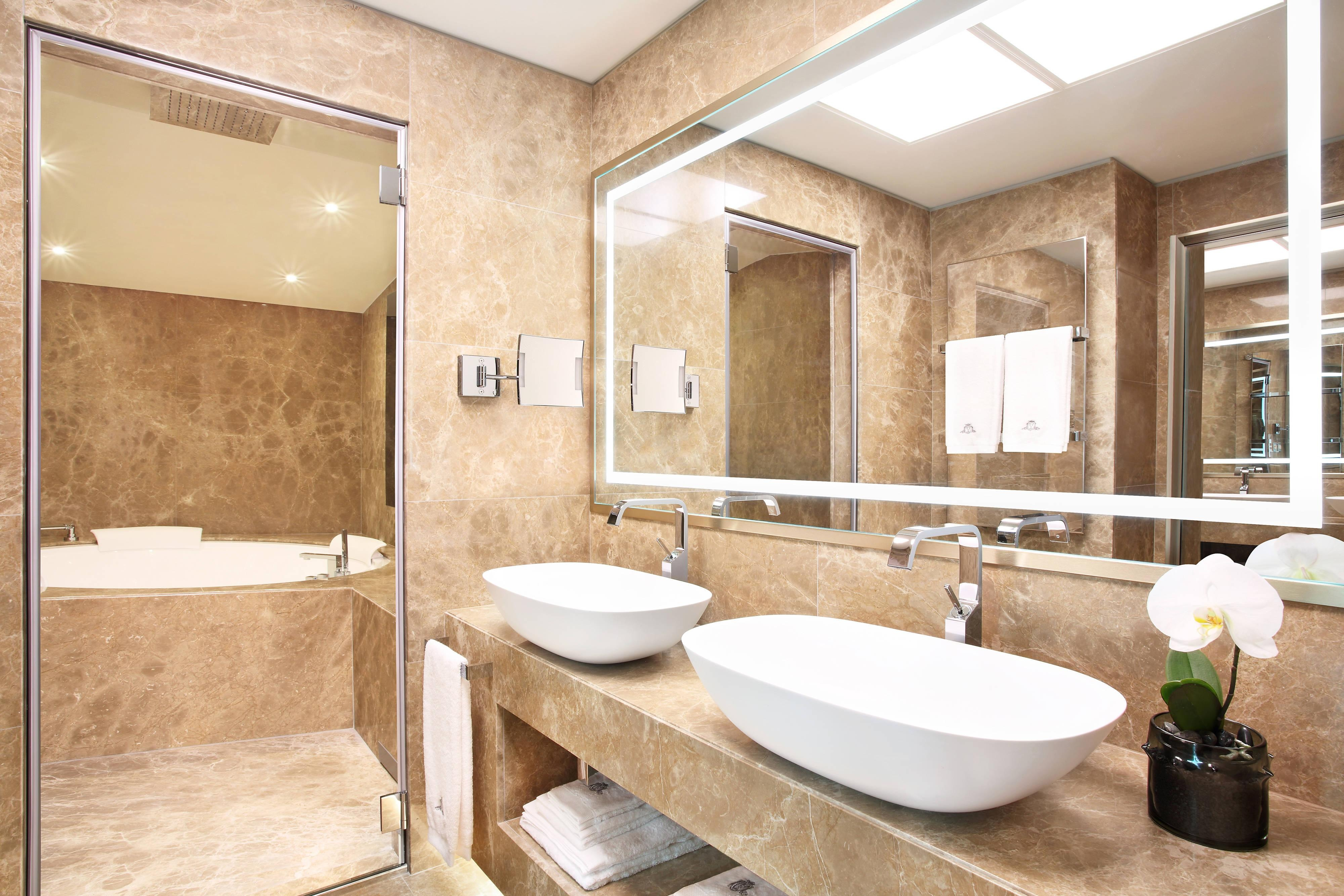 Gallia Presidential Suite - Bathroom