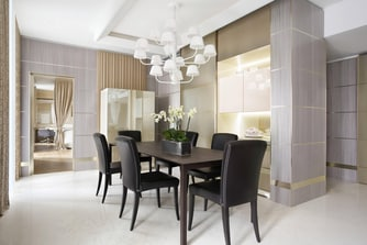 Gallia Presidential Suite - Dining Room