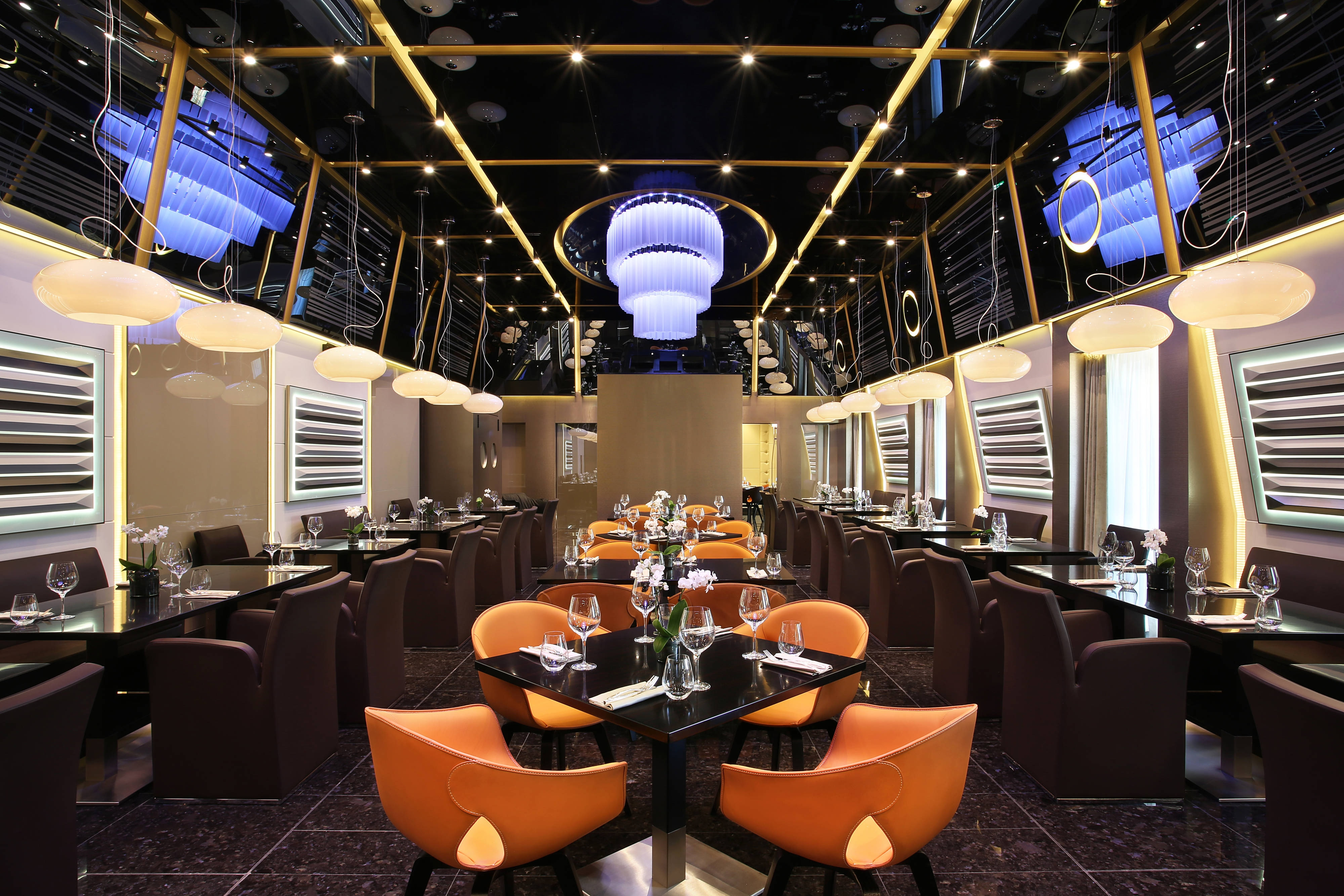 Hotel Dining Restaurants Excelsior Hotel Gallia A