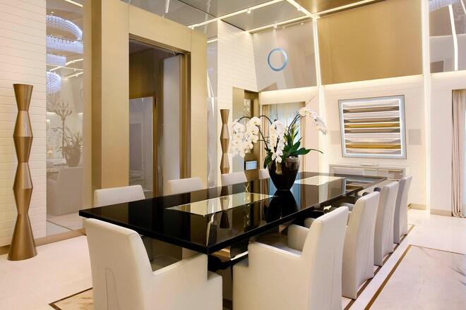 Katara Royal Suite - Living Room