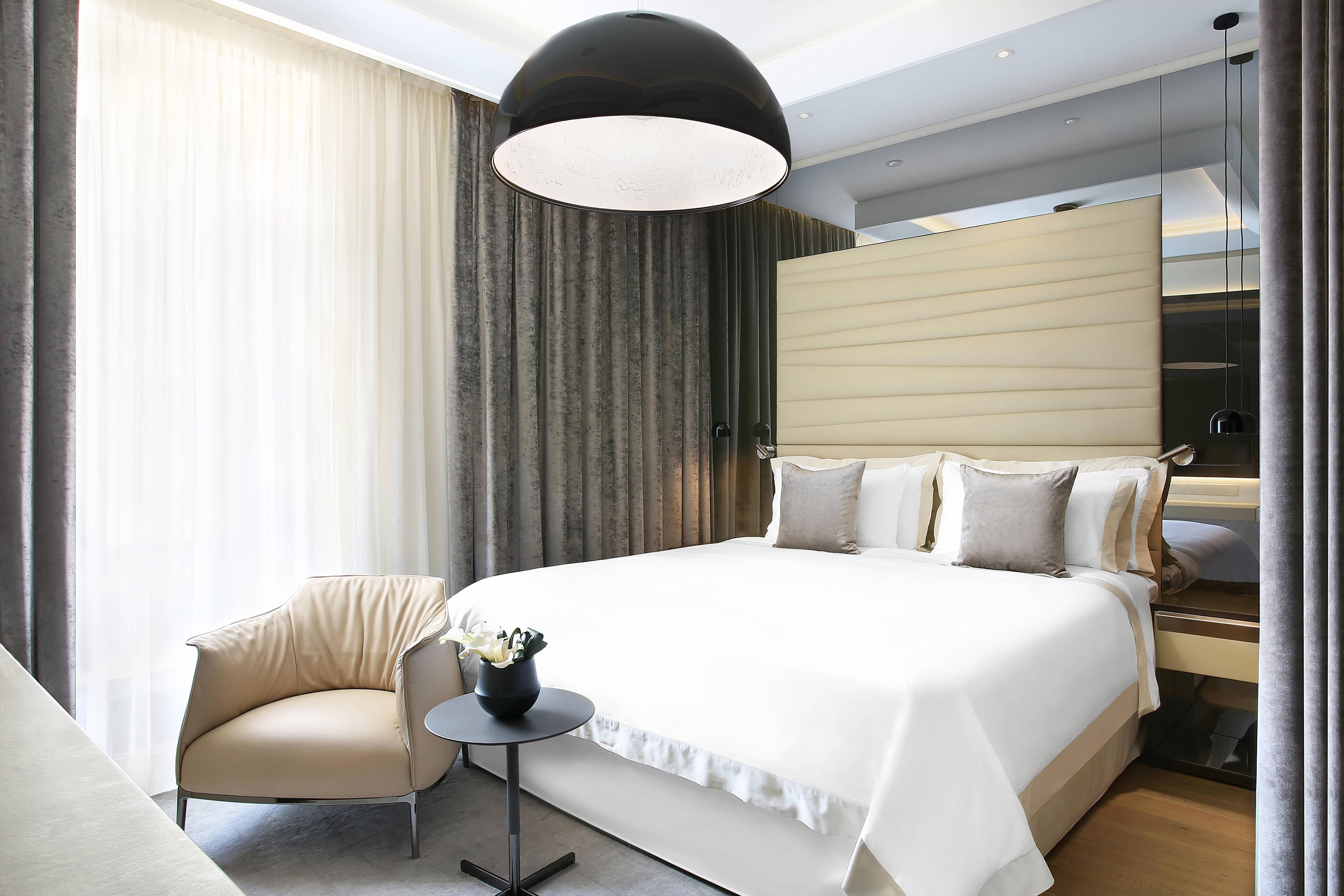 Люкс Atelier― спальня