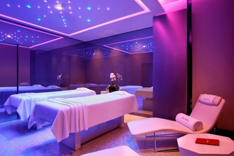 Private Suite Spa Treatment Room
