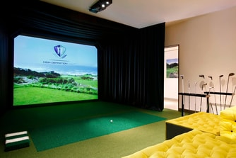 Virtuelles Golf