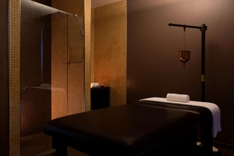 Treatment Room - Shine Spa