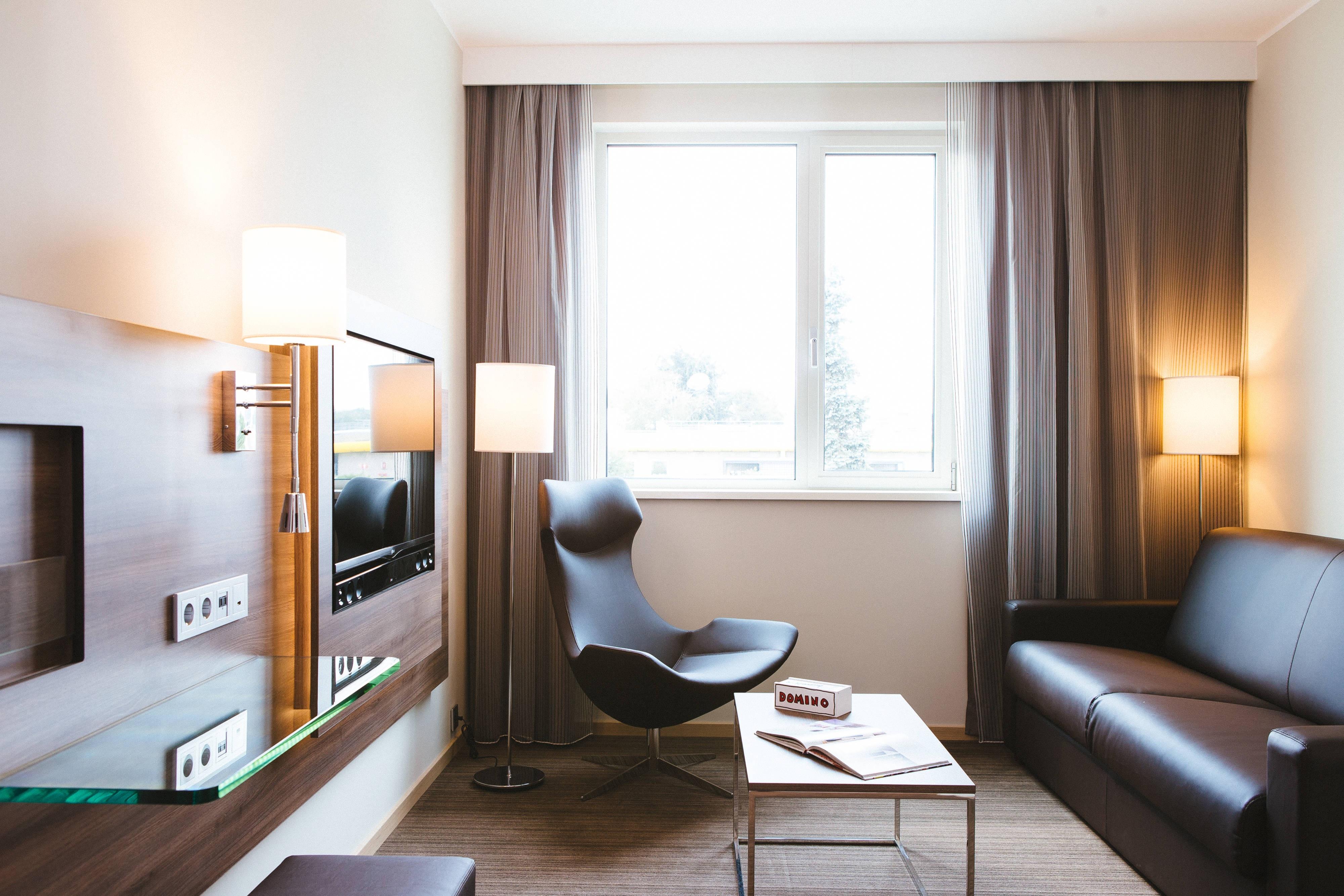 Номер Premium Room Moxy Milan