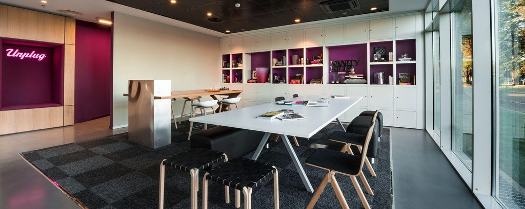 Moxy Milan Meeting Space