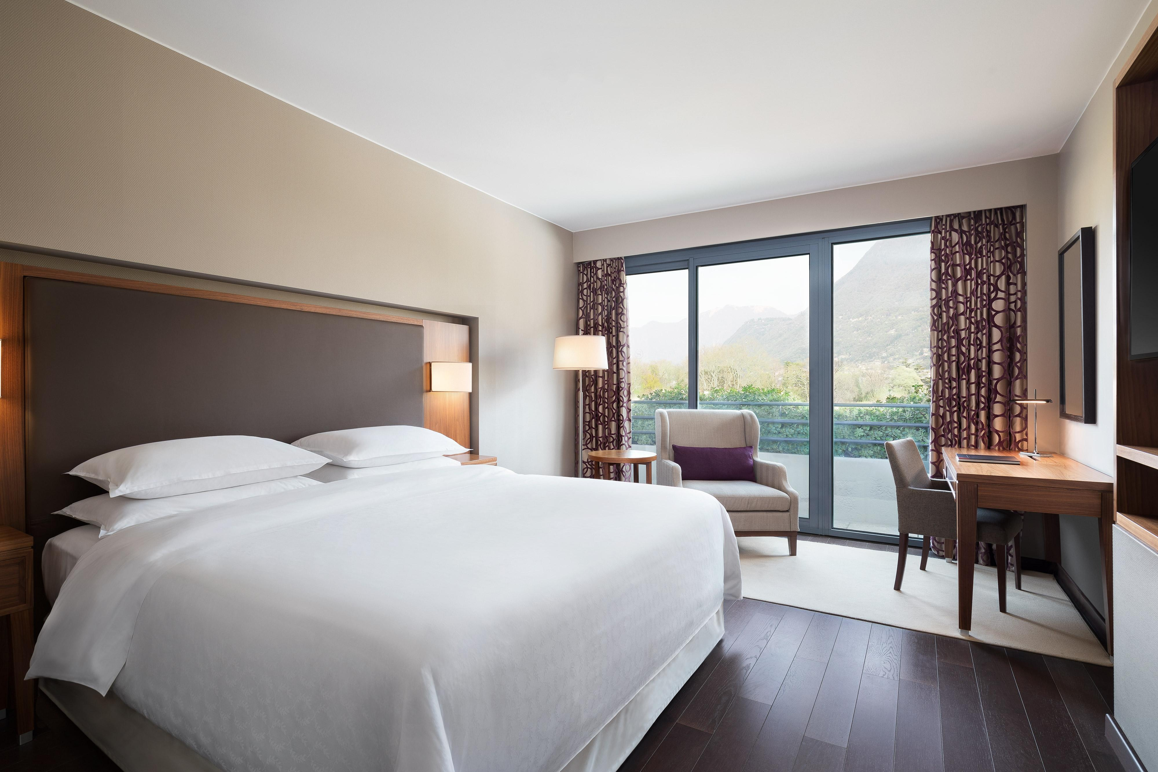 King Club Guest Room