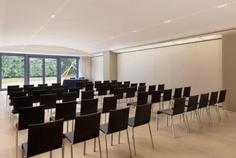 Sala riunioni Monastero - Allestimento a platea