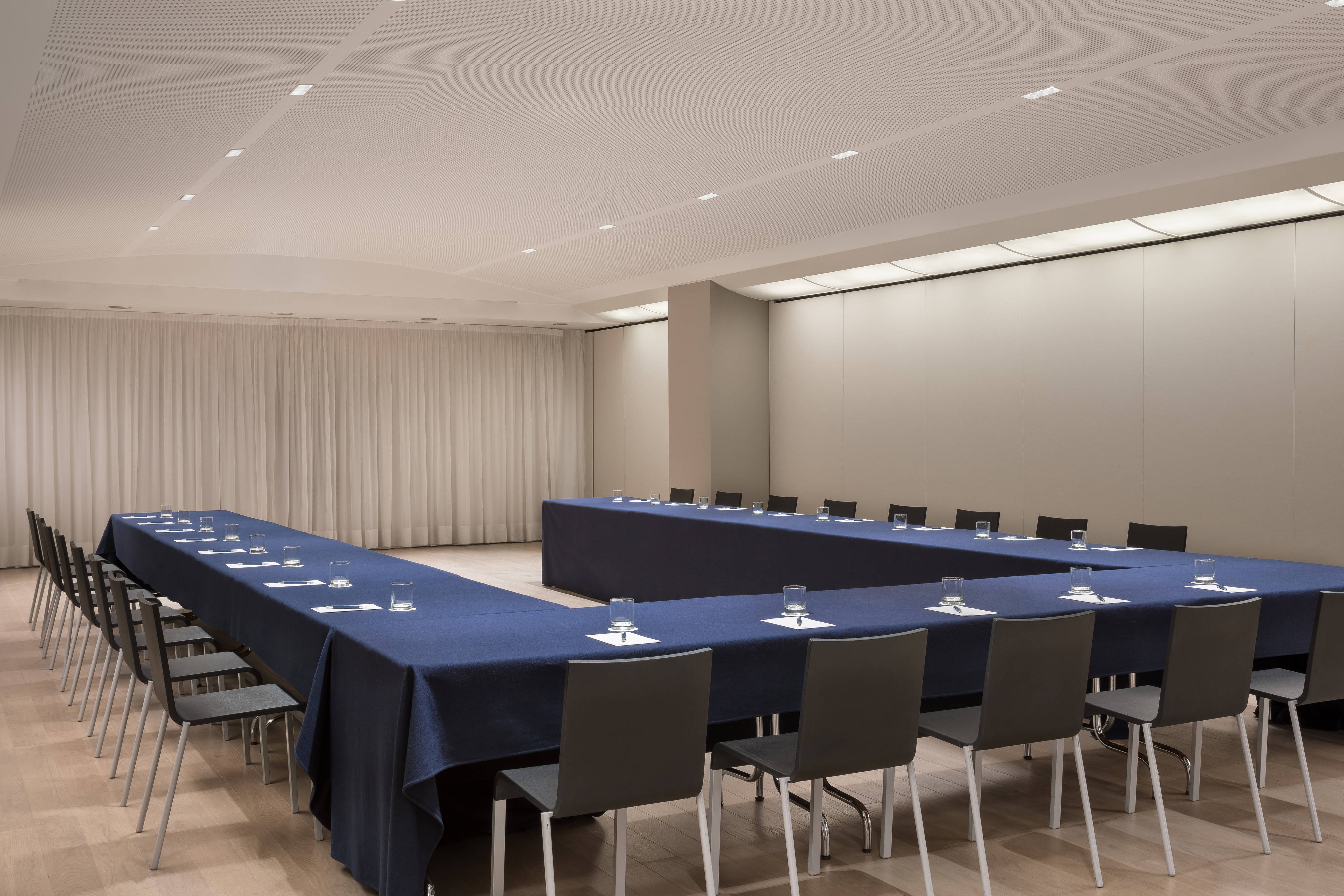 Monastero Meeting Room U-Shape Setup