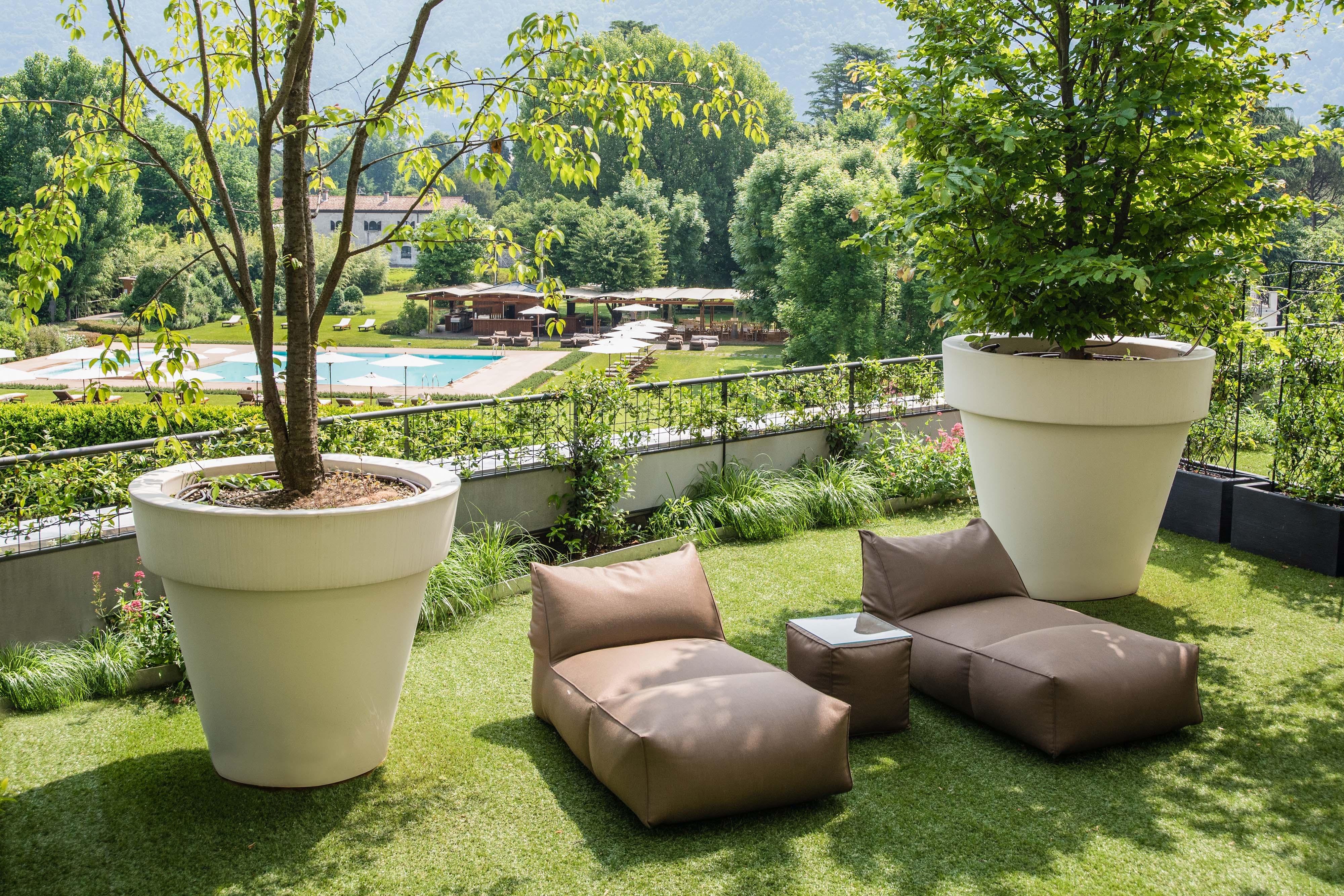 Suite Pool View - Terrace