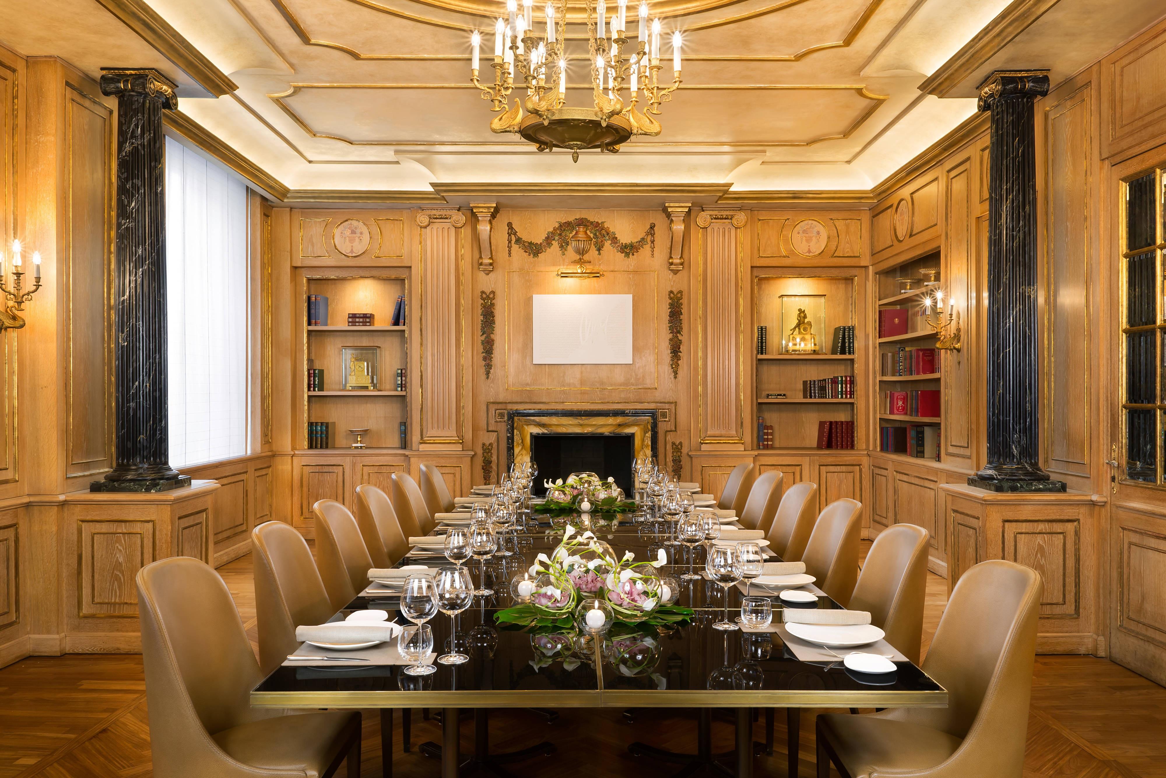 Cigni Room - Dinner