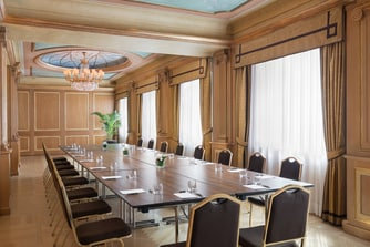 Donatello & Masaccio Rooms Boardroom