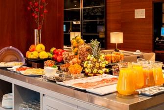 Hotel con desayuno tipo bufet en Murcia