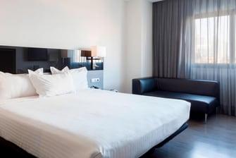 Hotel en Murcia con habitaciones de lujo