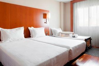 AC Hotel murcia - Habitaciones Triples