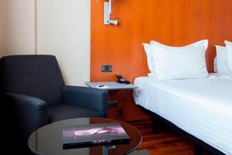 habitaciones estándar del hotel
