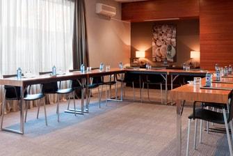 Sala de reuniones Forum en el AC Hotel Murcia