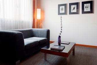 Junior Suites en ciudad de Murcia