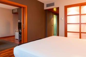 Habitaciones estándar del AC Hotel Murcia