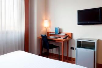 Habitaciones comunicadas en AC Hotel Murcia