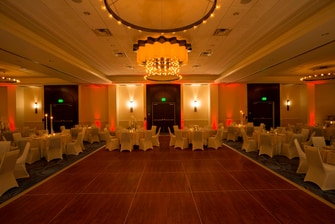 East Side Ballroom - Dance Floor