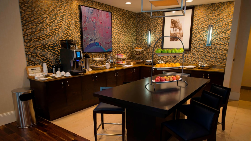 Concierge Lounge – Breakfast Buffet