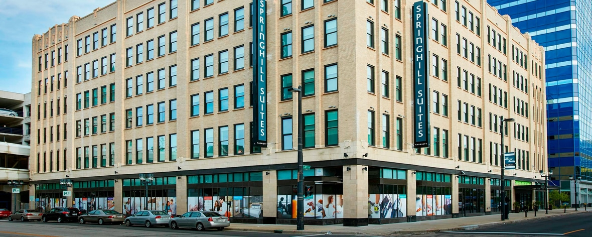 Downtown Milwaukee Hotel Suites