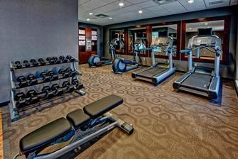 Jackson TN Hotel Gym
