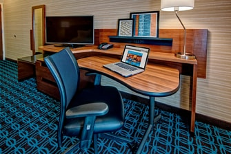 Jackson TN Hotel Work Space