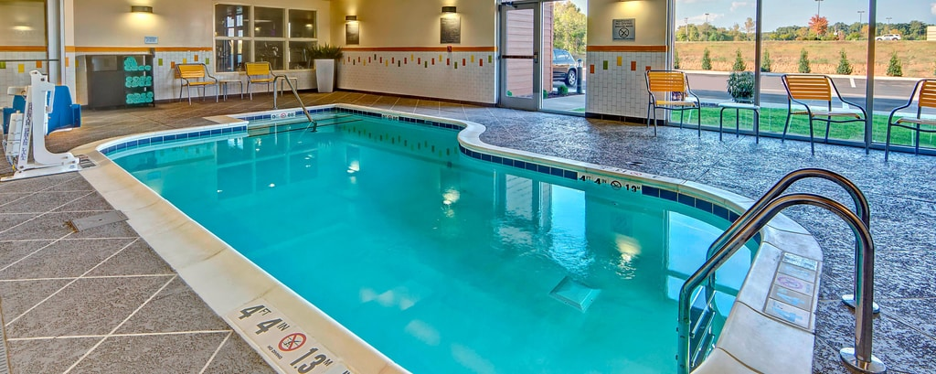Jackson Hotel Indoor Pool