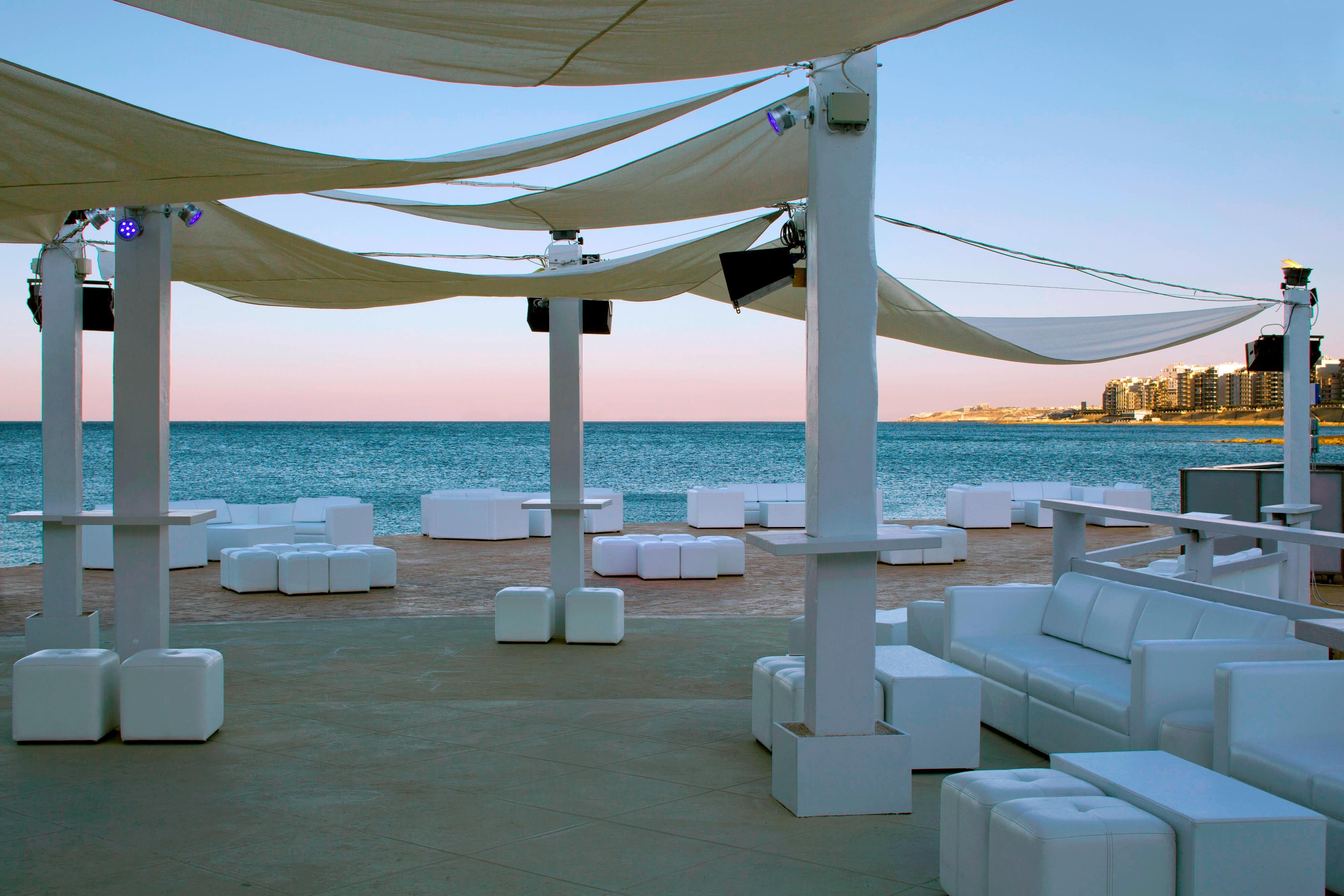 Bedouin Bar ocean View