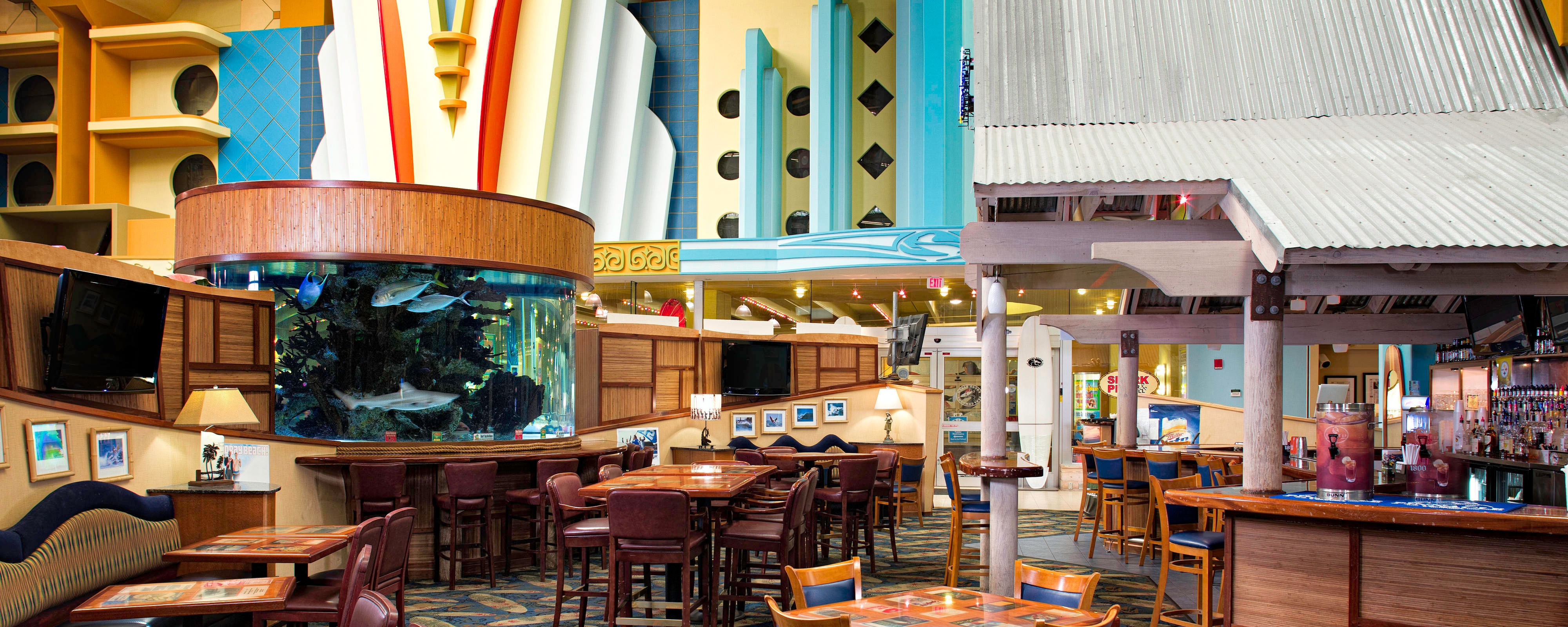 Cocoa Beach Hotel Dining Restaurants