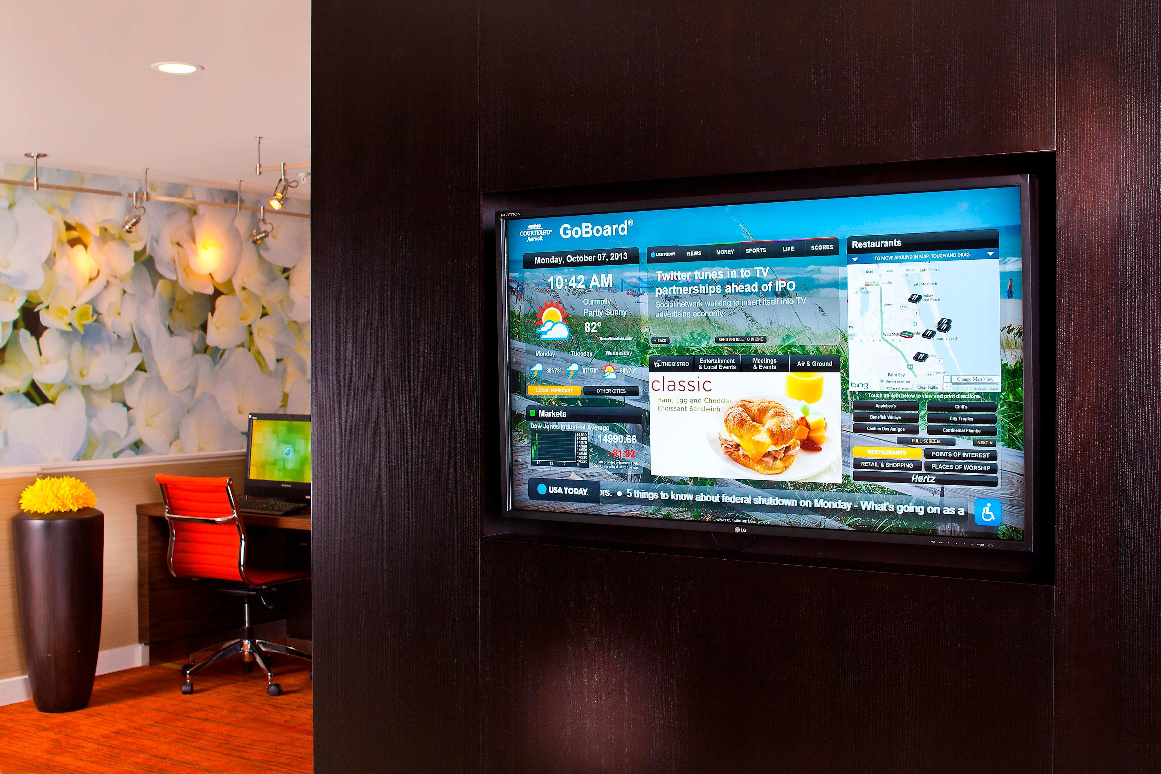 Melbourne Florida Hotels GoBoard®