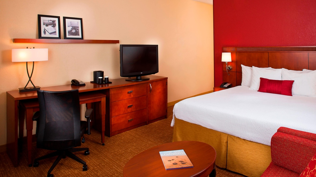 King Melbourne FL Hotel Accommodations