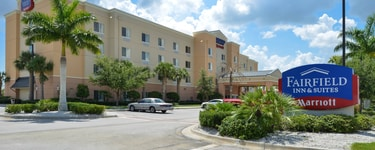 Hôtel Fairfield Inn&Suites Fort Pierce