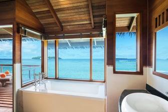 Villa Water - banheiro