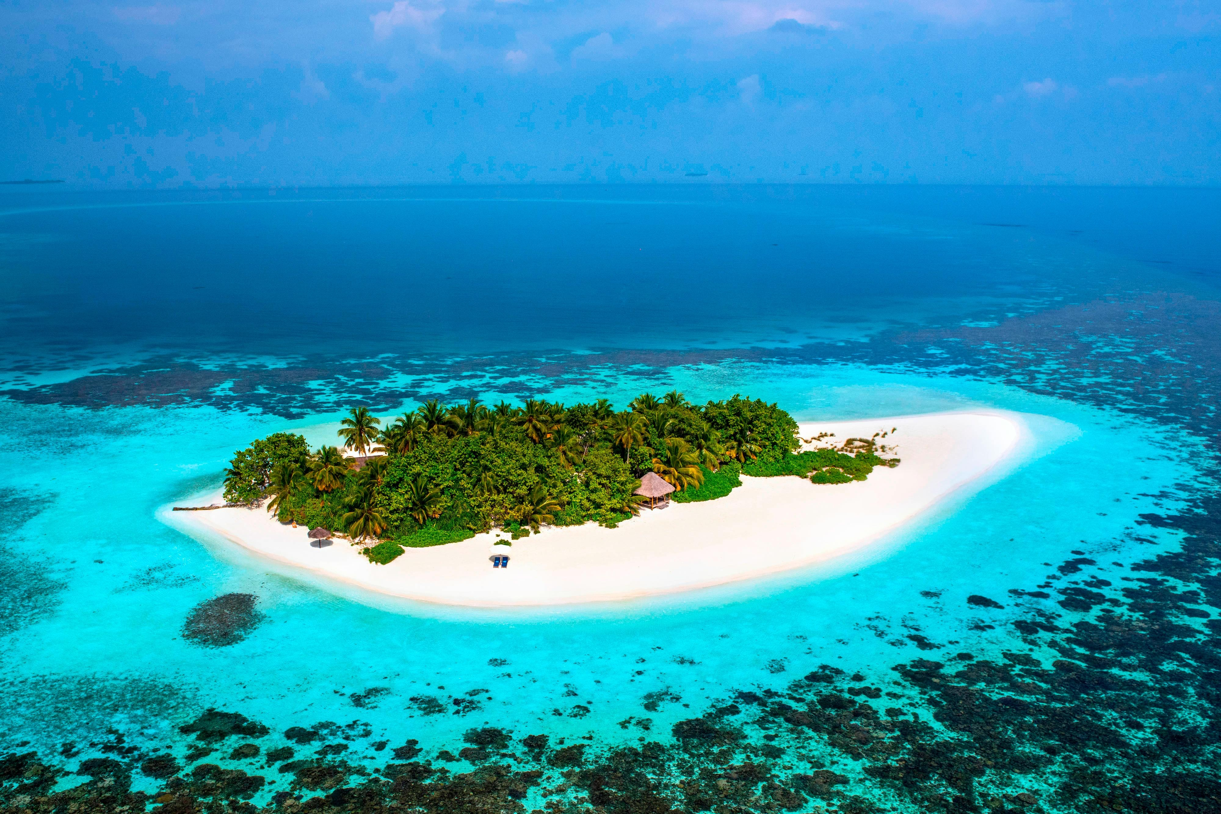 Gaathafushi W's Private Island