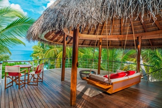 Wonderful Beach Oasis Upper deck